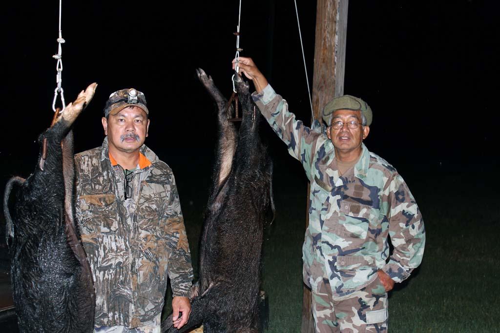 Happy hunting in GA