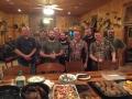 Group Dinner - ALWAYS an activity