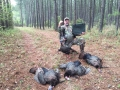 Turkey Hunting Results