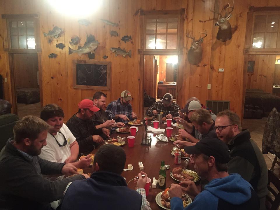 Supper Gum Lodge