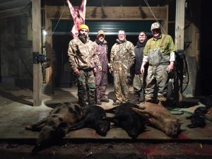 Another Successful Hunt At Gum Log Plantation!!!!!!!!!