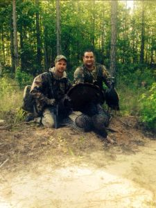 Book Your Spring Turkey Hunt NOW!
