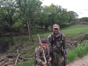 Father And Son Hog Hunt!!!!!!!!!!