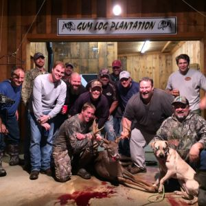 Group With Buck