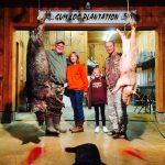 Greg Backes Family April 2017
